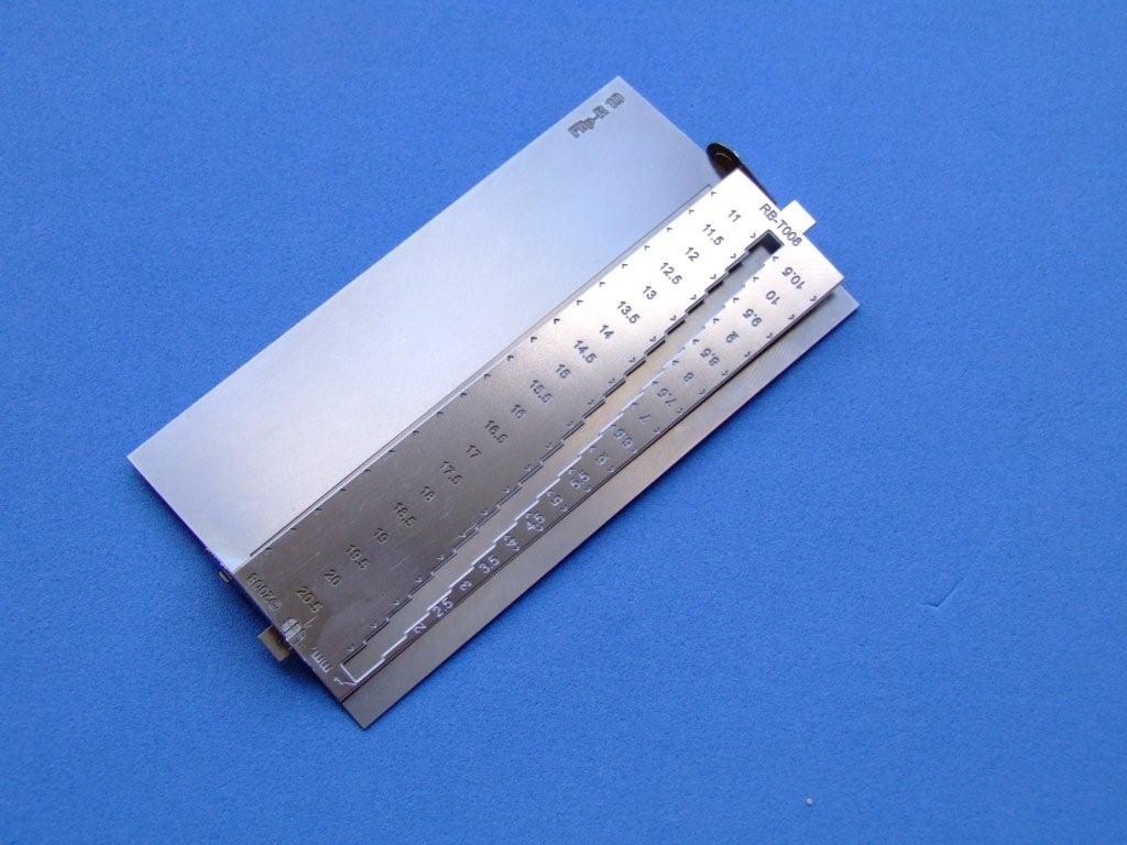 Tillägg för Flip-R10, för vikning av handtag.