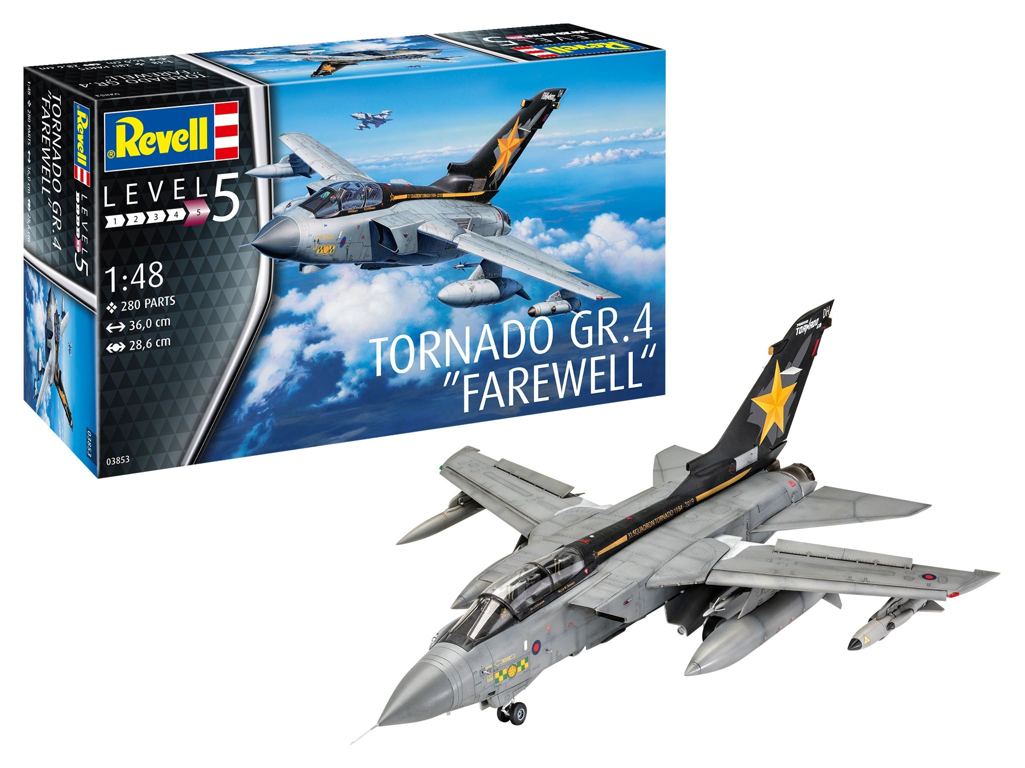 Panavia Tornado GR.4 Farewell