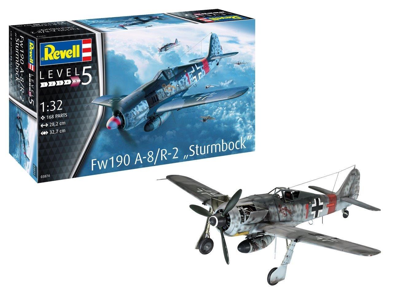 Fw190A-8/R-2 Sturmbock