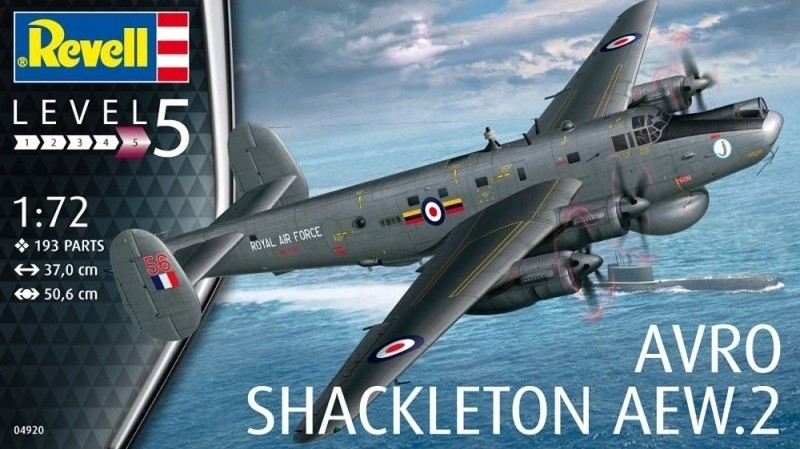 Avro Shackleton AEW.2