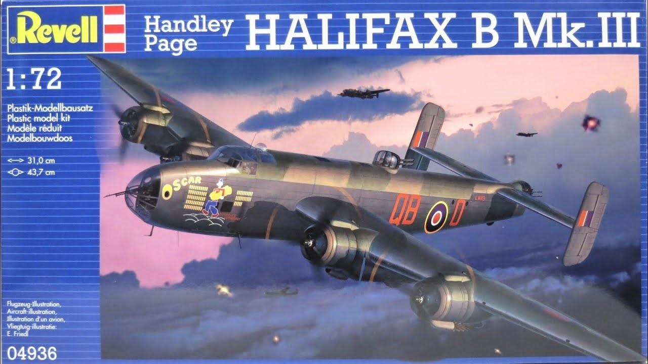 HP Halifax B Mk.III