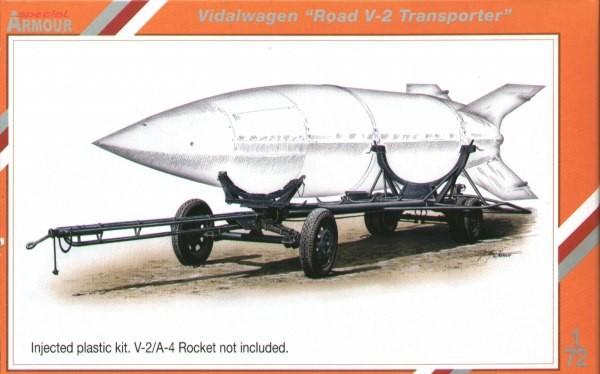 Vidalwagen Road V-2 Transporter