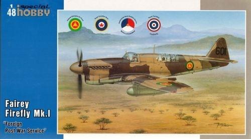 Fairey Firefly FR Mk.I Foreign Post War Service