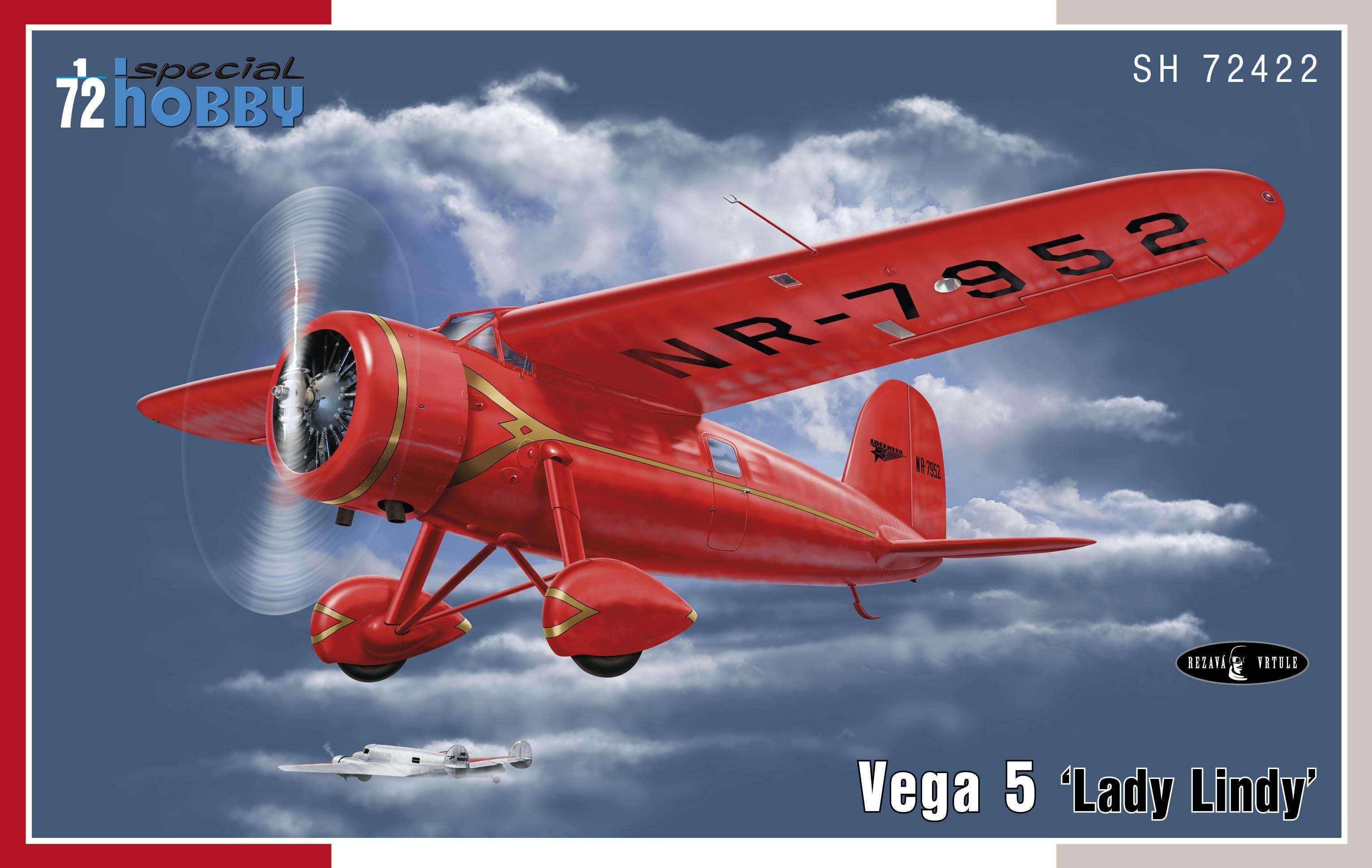 Lockheed Vega 5 Lady Lindy