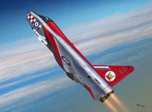 EE/BAC Lightning T.Mk.4, 2 decals