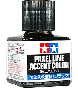 Panel Line Accent Color, Black 40ml