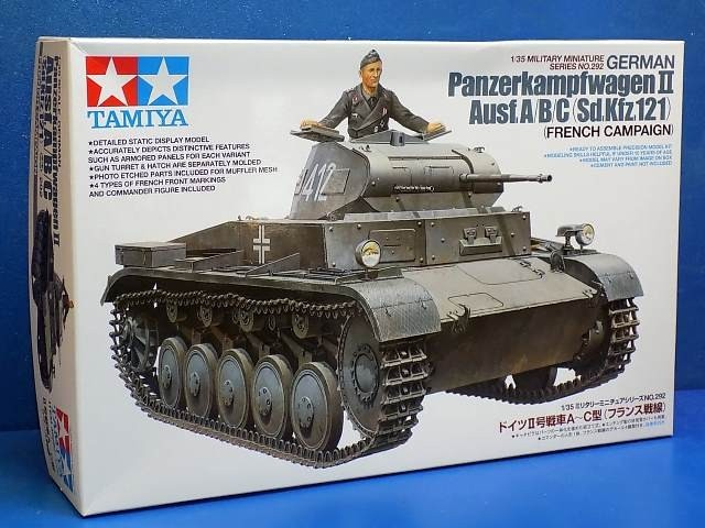 PzKfw II Ausf A/B/C