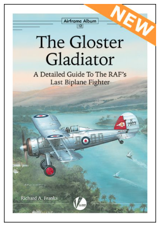 Airframe Album No 12 - The Gloster Gladiator