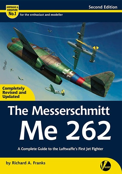 Airframe & Miniature No.1: Me 262, Second Edition