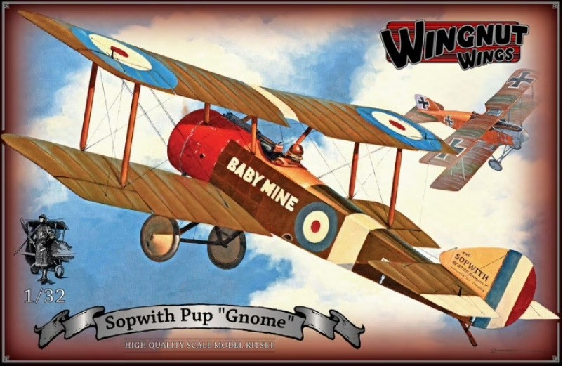 Sopwith Pup - Gnome