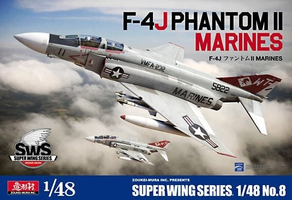 F-4J Phantom Ⅱ MARINES