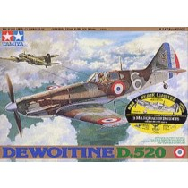 Dewoitine D.520 special