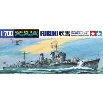 IJN destroyer FUBUKI