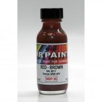 Red Brown RAL 8017 30 ml BOKA