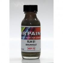 RLM 81 Braunviolett 30 ml