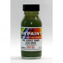 Fine surface primer olive green 60 ml BOKA