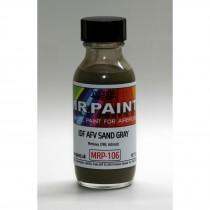 IDF AFV Sand Gray, Achrazit, D9R, Merkava 30 ml BOKA