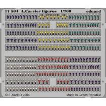 Aircraft Carrier Figures 1/700