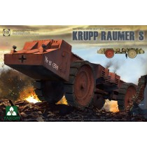 Mine Clearing Vehicle Krupp Räumer S