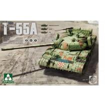 Russian Medium Tank T-55 A (3 in 1)