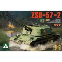 Soviet SPAAG ZSU-57-2 (2 in 1)