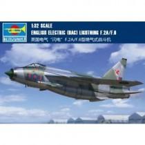 EE Lightning F.2A/F.6