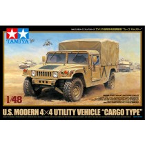 US Modern 4x4 Utility Vehicle Cargo type