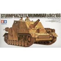 Brummbär, Sturmpanzer IV, SdKfz 166