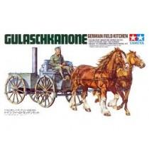 German horse drawn field kitchen