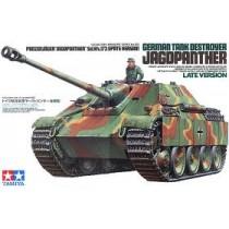 German Jagdpanther late version