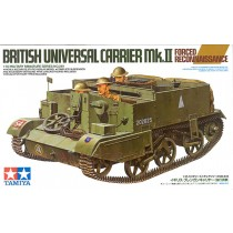Brittish Universal Carrier forced recce