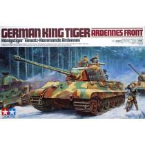 Königstiger Einsatzkommando Ardennes