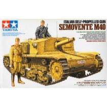 SP gun semovente M40