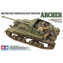 Archer self propelled tank