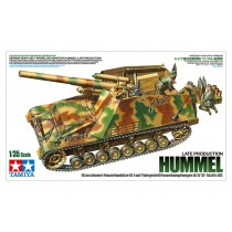 Self-Propelled Howitzer Hummel (Late Production)