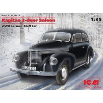 Kapitän 2-door Saloon, WWII German Staff Car