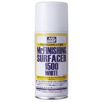 Mr. Finishing Surfacer White 1500, 170 ml aerosol