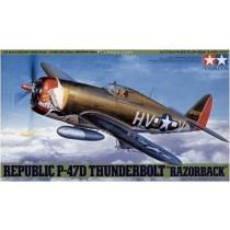 P-47D Thunderbolt razorback