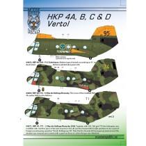 Hkp4 A/B/C/D Vertol