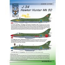 J34 Hawker Hunter Mk.50
