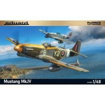 P-51D Mustang Mk.IV PROFIPAK