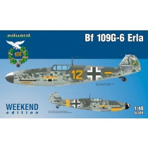 Bf109G-6 Erla WEEKEND EDITION