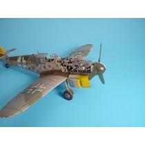 Bf109G engine set HAS