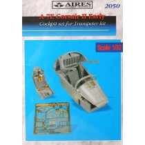 A-7E Corsair II cockpit set early TRU