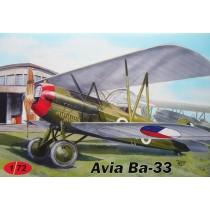 Avia Ba-33 CSAF 1933/1937