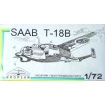 SAAB T18B