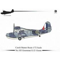 Grumman Goose Tp81 w. SwAF decals