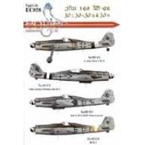 Fw190D-9s JG 2, JG 4, JG 26, JG 51