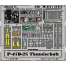 P-47D-25 Thunderbolt HAS