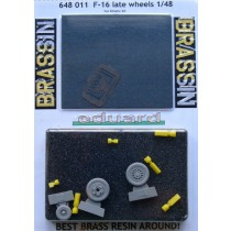 BRASSIN F-16 Falcon late wheels KIN
